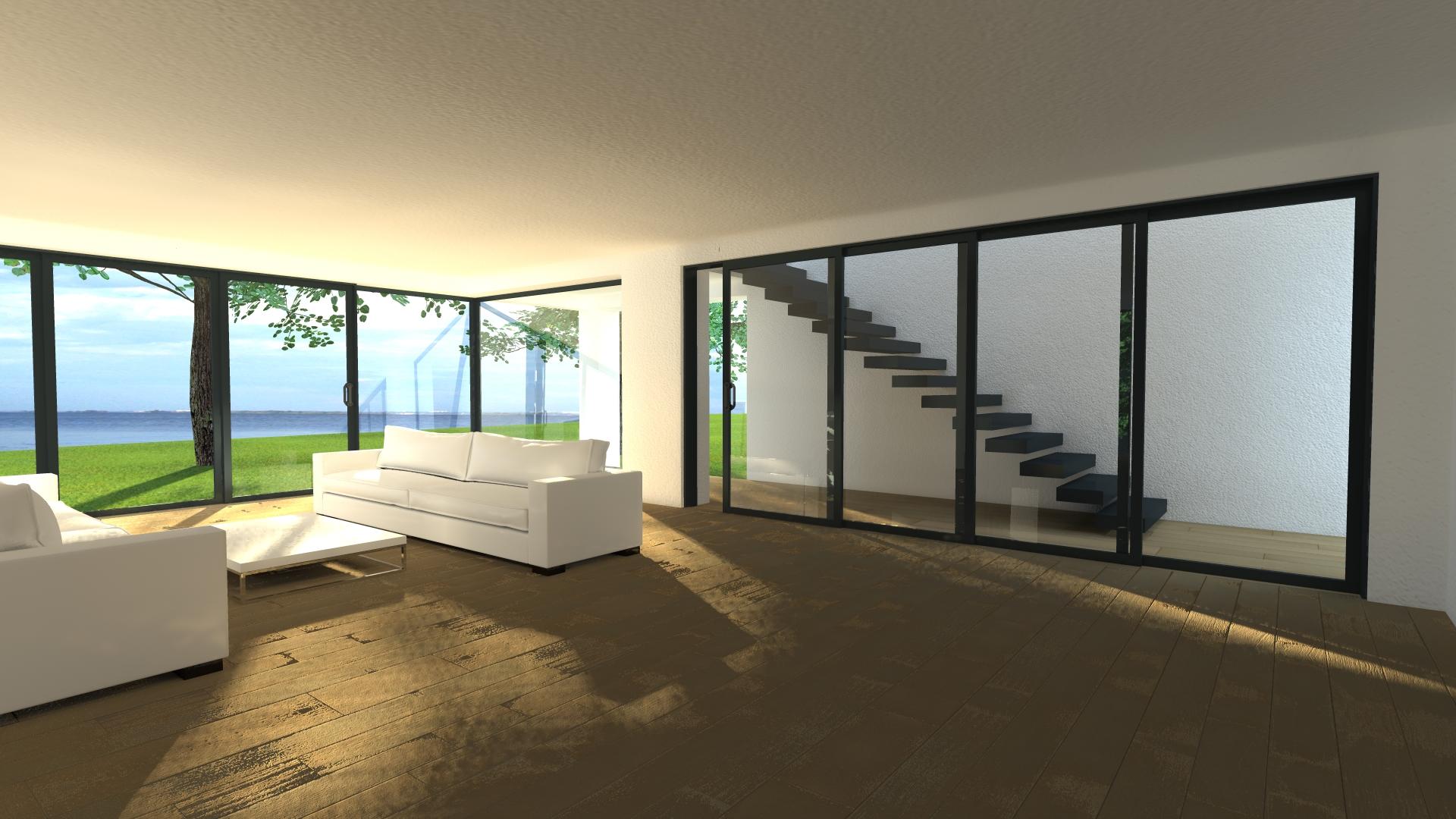 Projekt architektoniczny domu jednorodzinnego w Swoszowicach